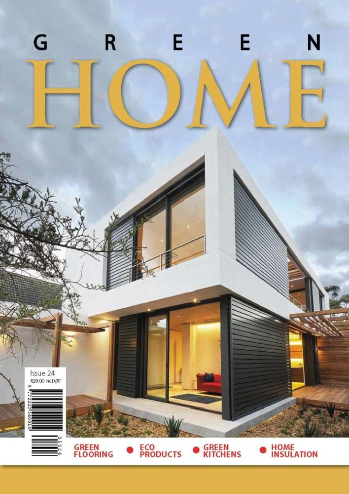 Green Home Magazine (Issue 24) - Cover